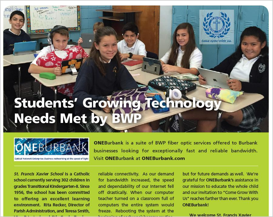 Supporting Student Technology Needs