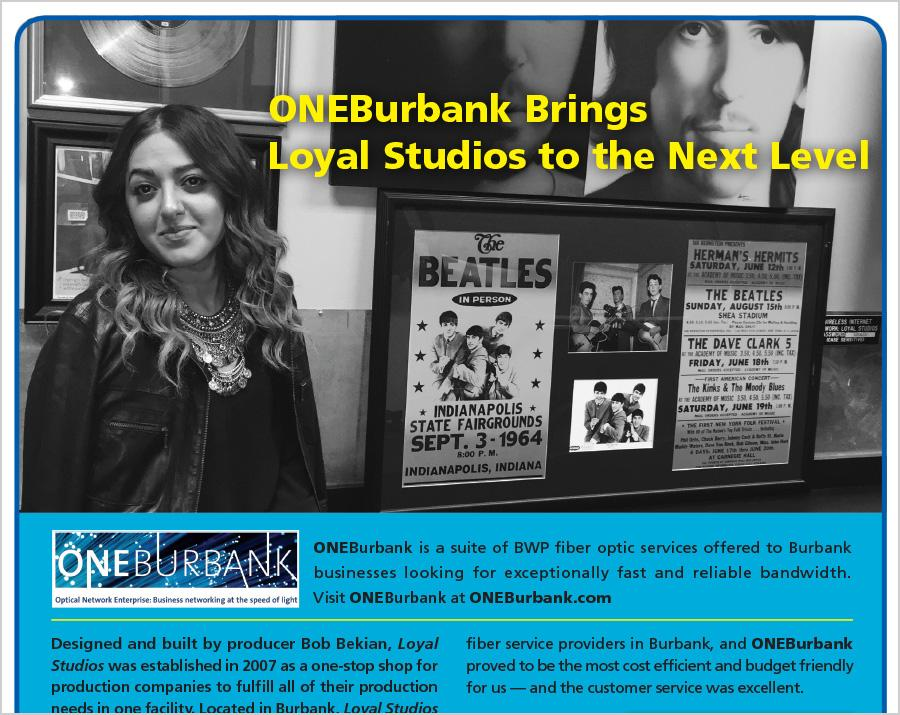 ONEBurbank Brings Loyal Studios to the Next Level