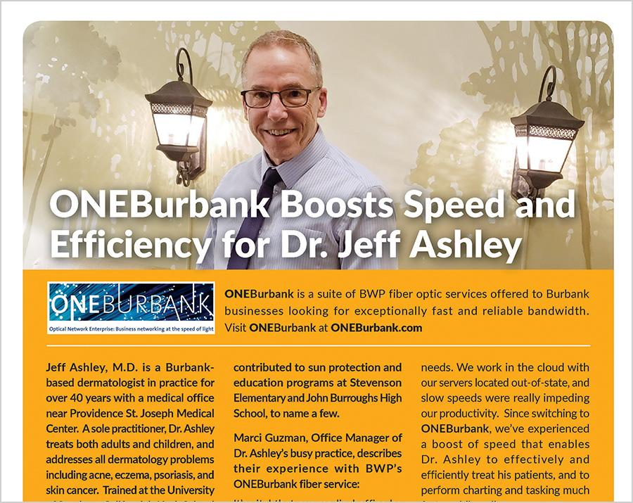 Boosting Speed and Efficiency for Dr. Jeff Ashley