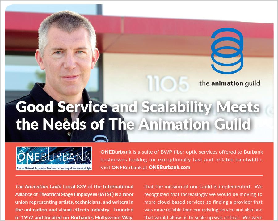 ONEBurbank Meets The Animation Guild's Needs