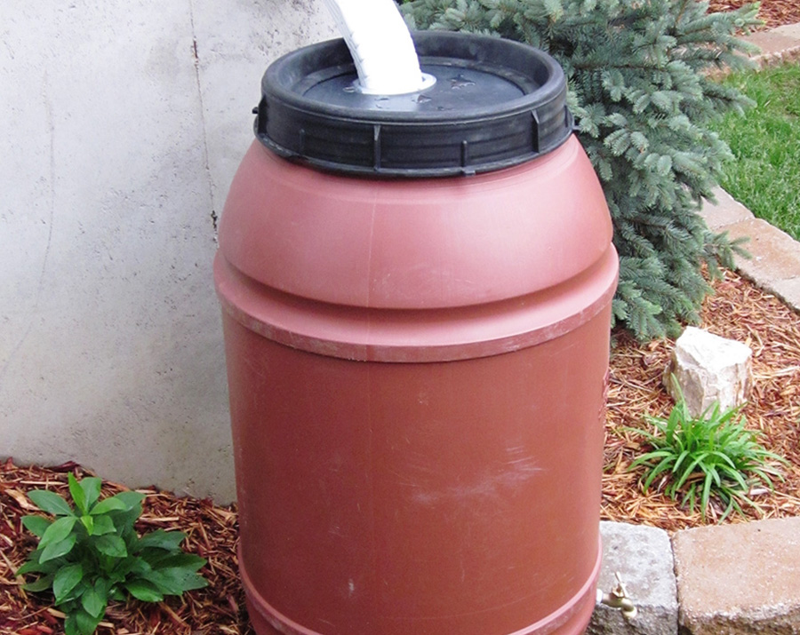 Get a Rebate for Rain Barrels and Cisterns from SoCalWaterSmart