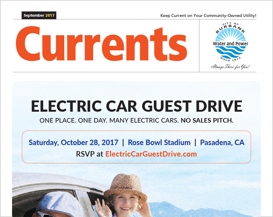 Electric Car Guest Drive